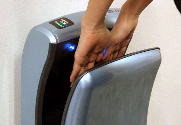 Компания «ВЕКТОР» представляет сушилки для рук.