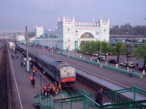 Как охраняются смоленские вокзалы