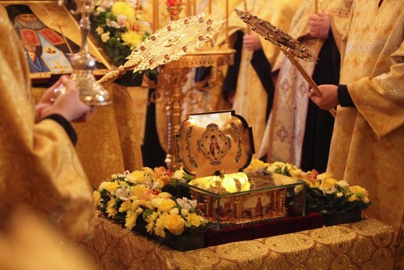 В Смоленск привезут мощи святителя Луки