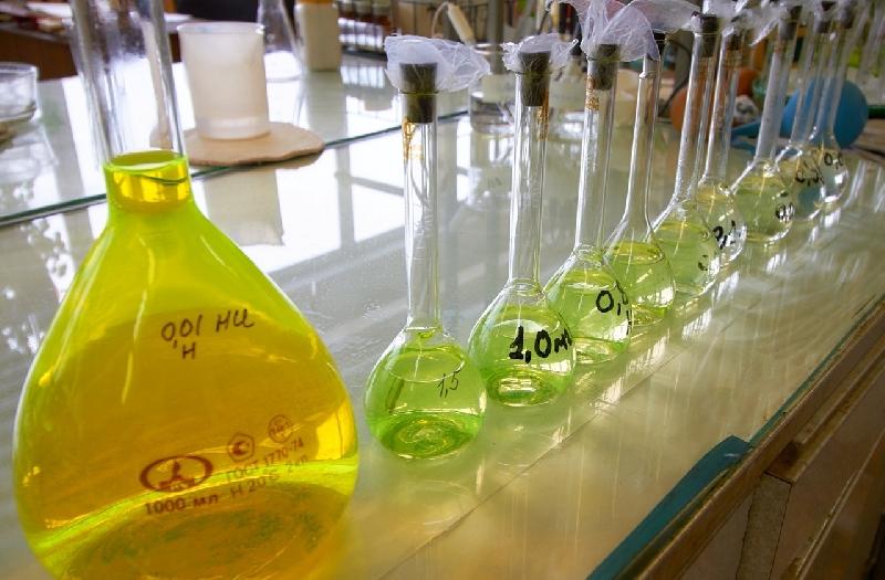В Смоленске будут искать зеленую воду