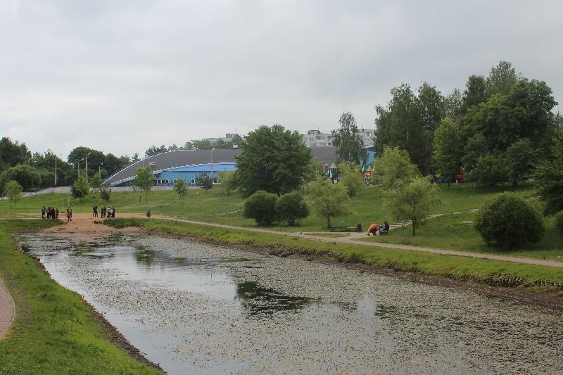 Названа новая дата завершения благоустройства парка 1100-летия Смоленска