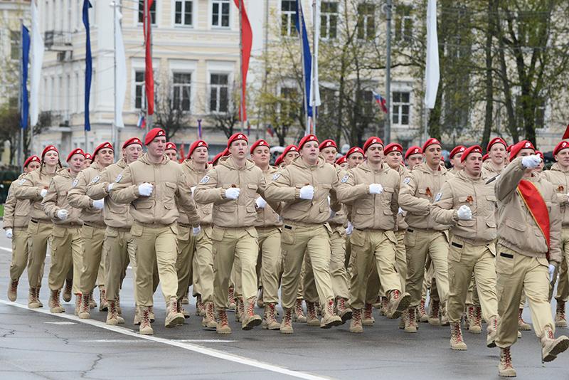 В Смоленской области завершились III военно-патриотические сборы «ЮНАРМИЯ»