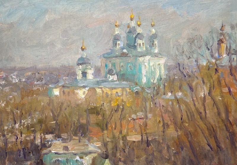 В Смоленске откроется персональная выставка Александра Долосова