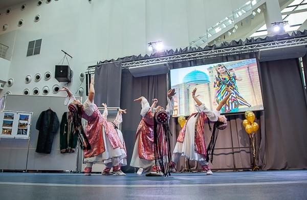 В Смоленске прошёл День узбекской культуры
