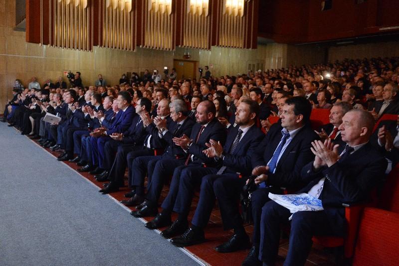 Рославльский вагоноремонтный завод отметил 150-летие
