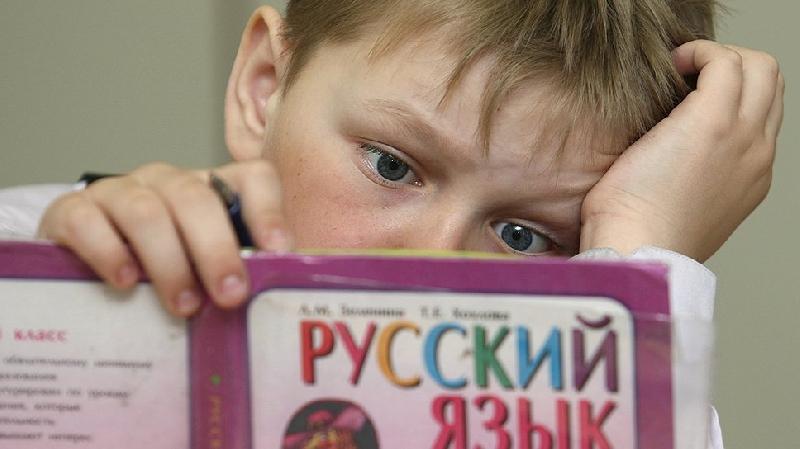 В городе-побратиме Смоленска на Украине запретили русский язык