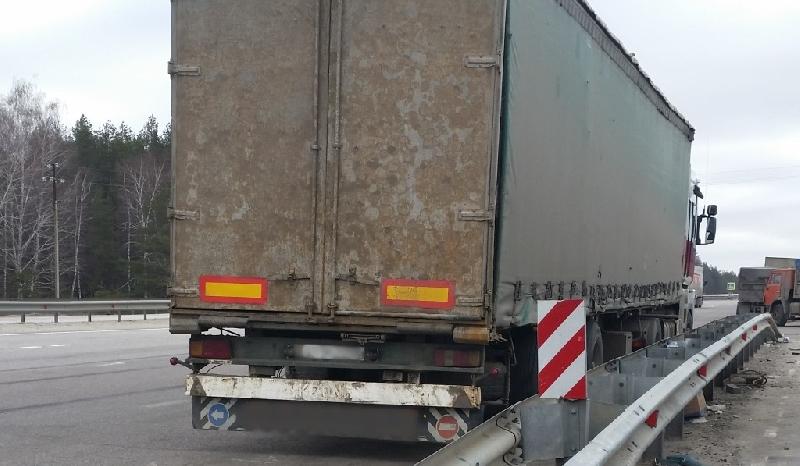 В Смоленской области задержали 16 фур с продуктами