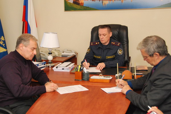 В УФСИН России по Смоленской области прошла «прямая линия» с гражданами