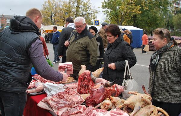 На ярмарке смолянам предложат продукты, выращенные осужденными
