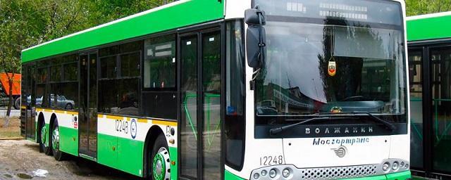 Москва передаст Смоленску 22 автобуса