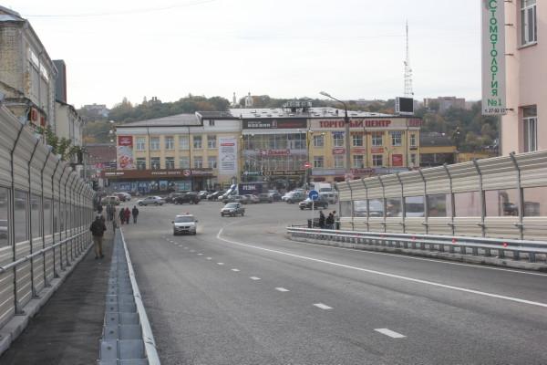 «Капитальная обновка». В Смоленске открыли движение по Беляевскому путепроводу
