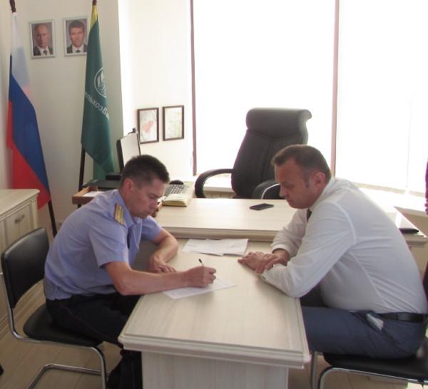 В Смоленске будут судить экс-директора регионального филиала «Россельхозбанка»