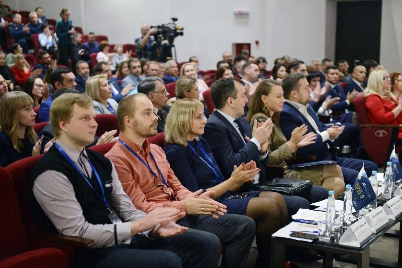 В Смоленске открылся Всероссийский форум «Территория бизнеса — территория жизни»