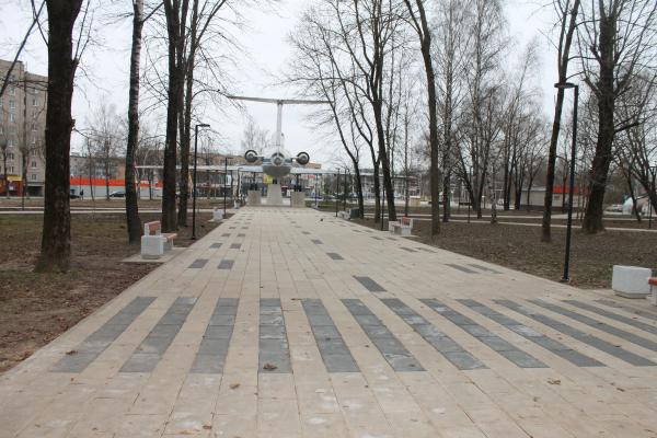 «Благоустроенные скверы украсили город». Активисты ОНФ проинспектировали Смоленск