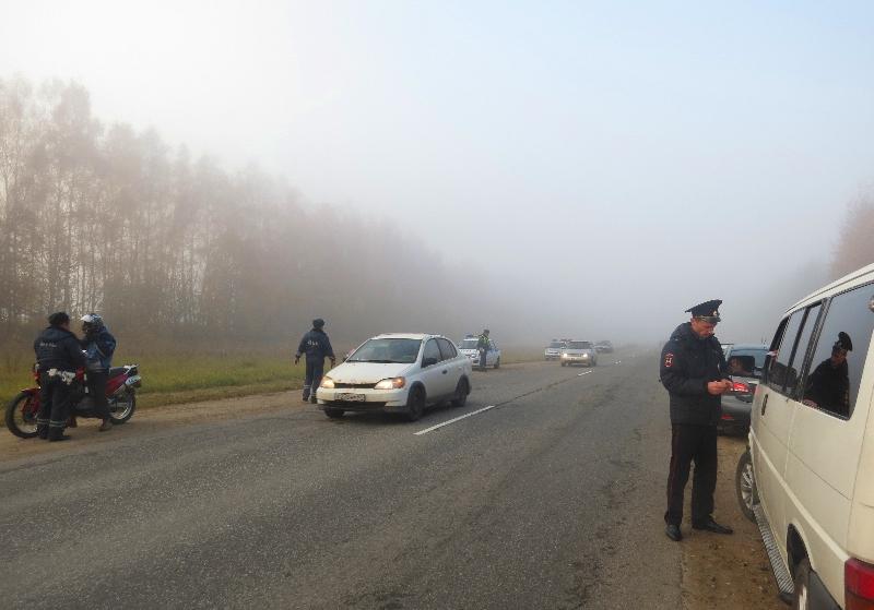 В поселке в Смоленской области устроят охоту на пьяных водителей