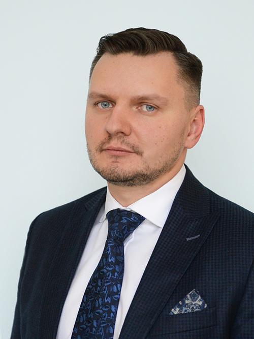 Алексей Гусев назначен заместителем губернатора – начальником департамента имущественных и земельных отношений Смоленской области