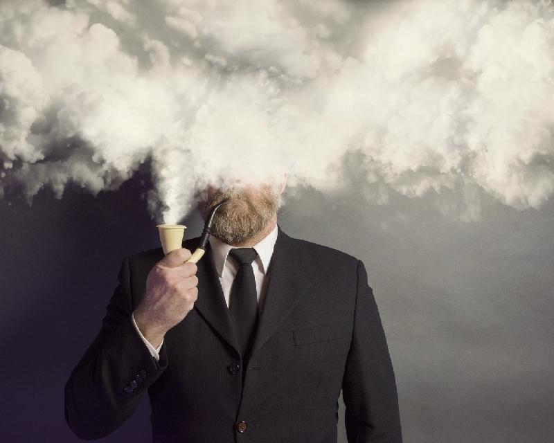 Буйного курильщика наказали в Смоленской области