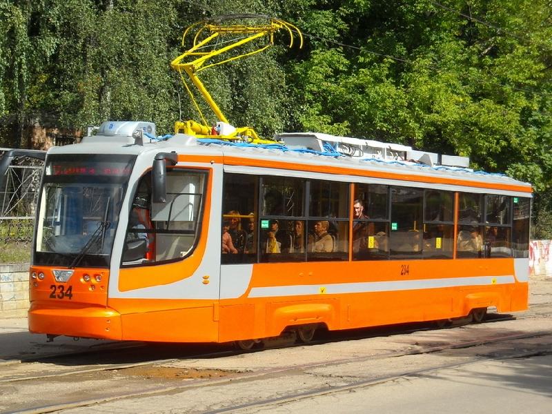 В Смоленске изменится маршрут трамваев