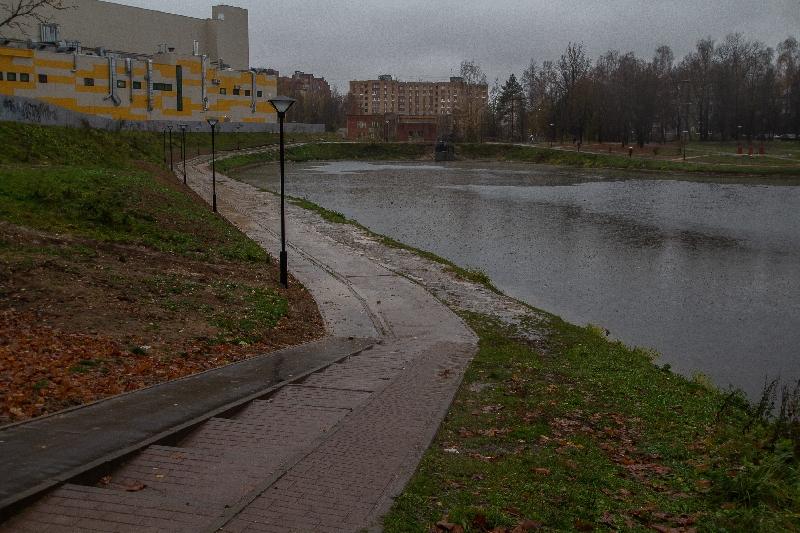 В Смоленске благоустроили все, кроме парка 1100-летия города