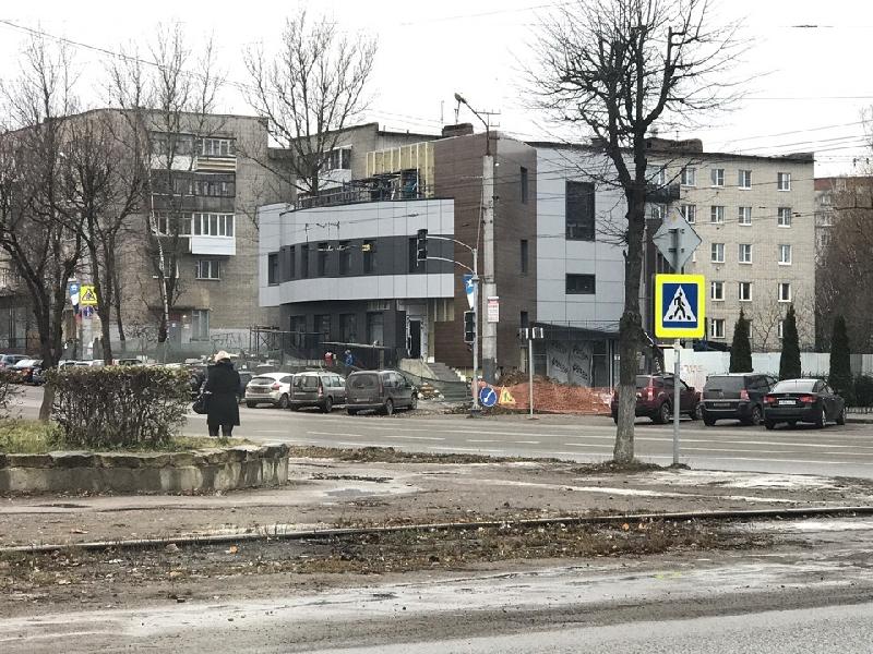 В Смоленске стало одним регулируемым перекрестком больше