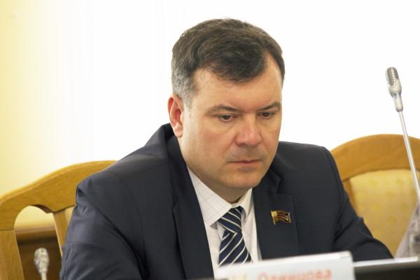 Вадим Косых: «В кризис задача депутатов — обеспечить стабильную работу муниципалитета»