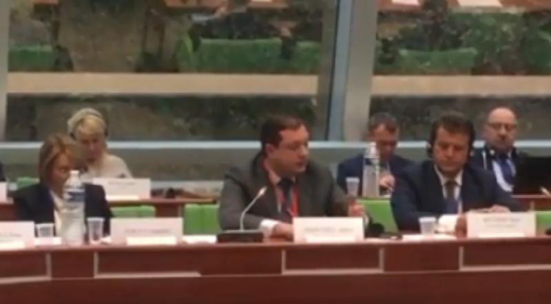 Губернатор Смоленской области подверг критике решение о приостановлении голоса Российской делегации в ПАСЕ