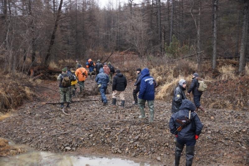 Завершен поиск детей, пропавших в Смоленской области