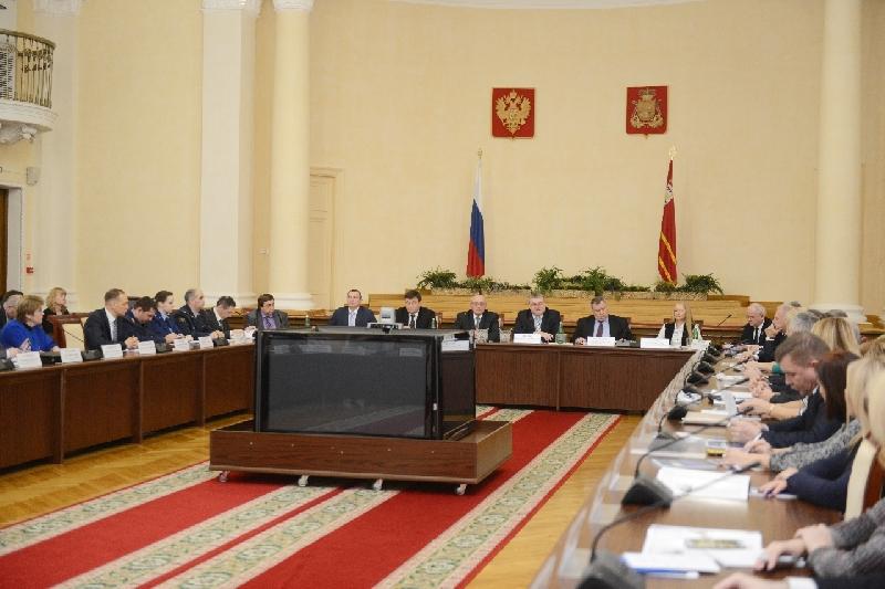 В Смоленске обсудили права человека