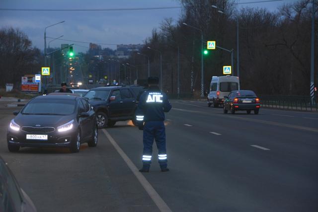 Сколько пьяных водителей поймали в Смоленской области за неделю