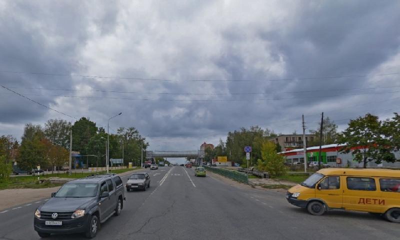 Смоляне просят установить светофор на Рославльском шоссе