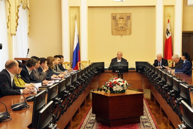 Депутат Смоленского горсовета предложил изменить налоговую систему РФ