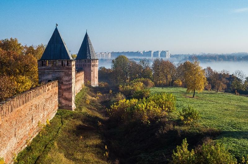 Стало известно, когда начнут реставрировать Смоленскую крепостную стену
