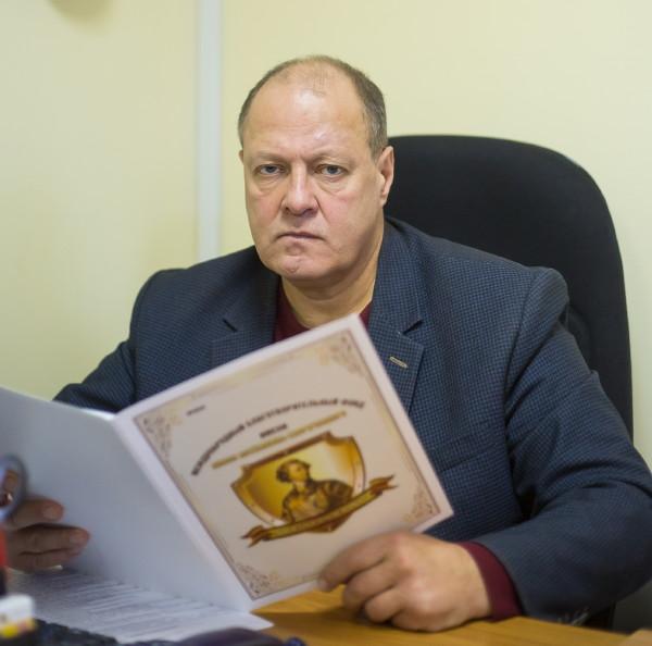 В Смоленске создается Международный благотворительный фонд имени князя Потемкина-Таврического