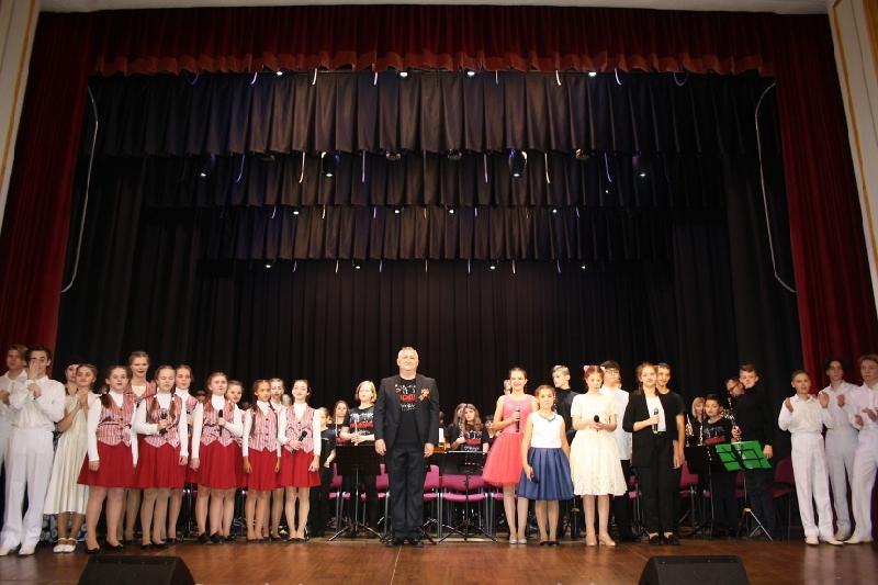 Смоляне в составе сводного оркестра стали обладателями Гран-при республиканского фестиваля в Казани
