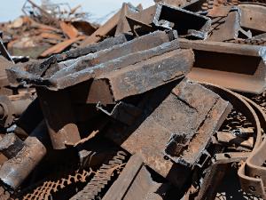 Металл пытались незаконно ввезти в Смоленскую область из Белоруссии
