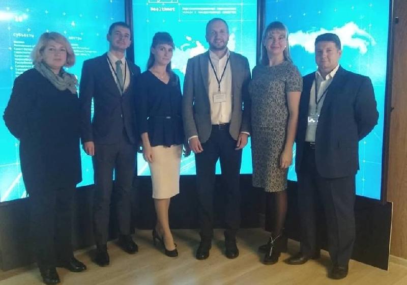 Делегация Смоленской области приняла участие в информационно-методической сессии для регионов ЦФО