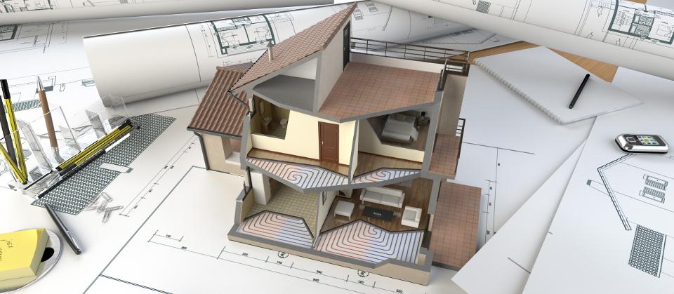 Процесс строительного проектирования