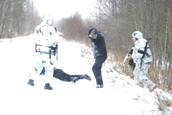 В Смоленской области задержали «сбежавших зеков»