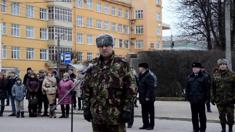 Полковник из Смоленска возглавил воронежскую Росгвардию