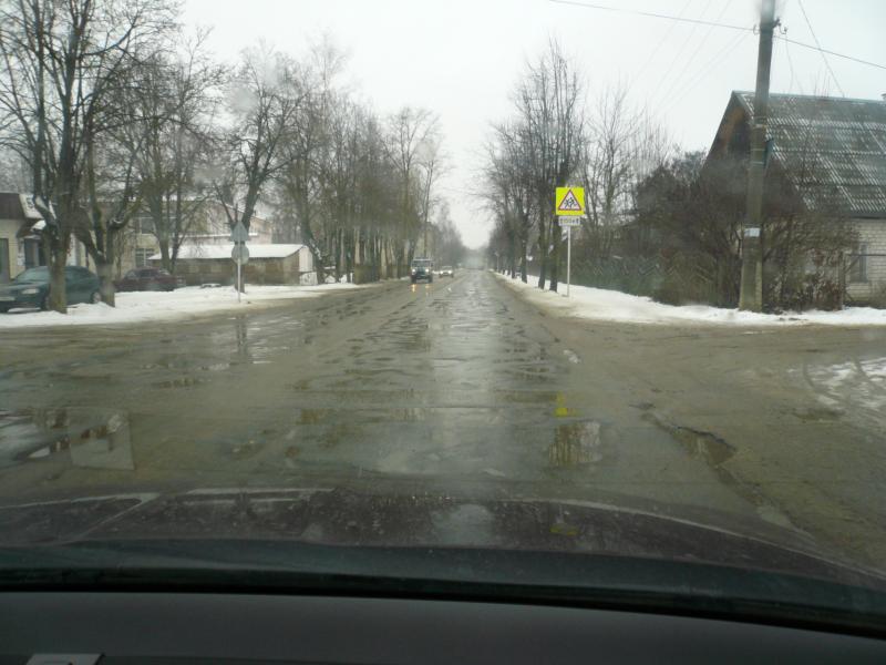 Активисты ОНФ оценили качество смоленских дорог