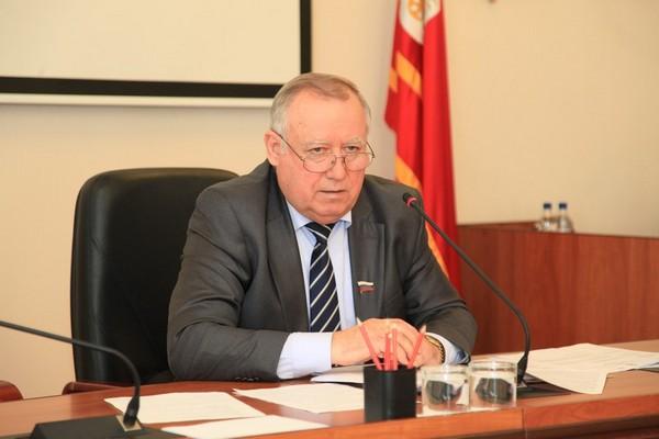 Виктор Вуймин: «Новый порядок обращения с отходами позволит решить проблему несанкционированных свалок»