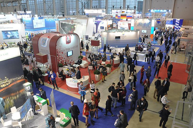 Делегация Смоленской области приняла участие в ежегодной Международной специализированной выставке «Безопасность и охрана труда – 2018»