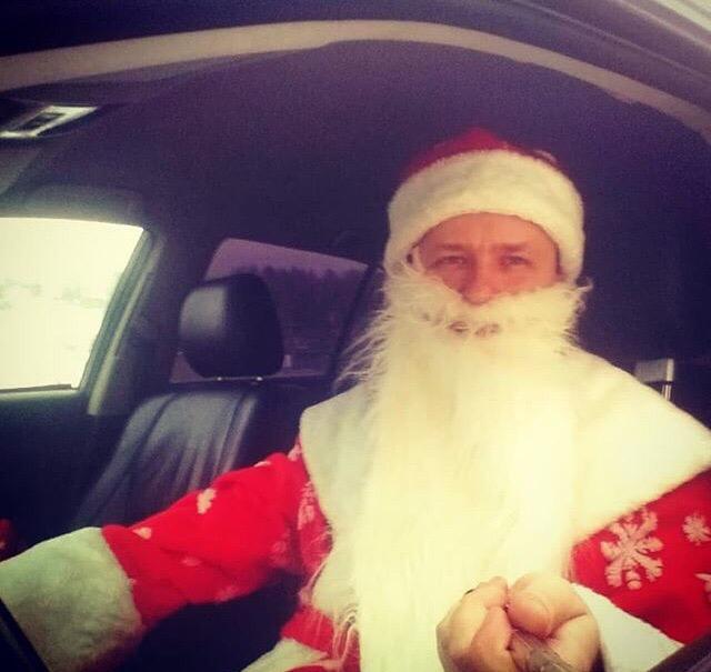 Смоленский депутат в преддверии праздника перевоплотится в Деда Мороза