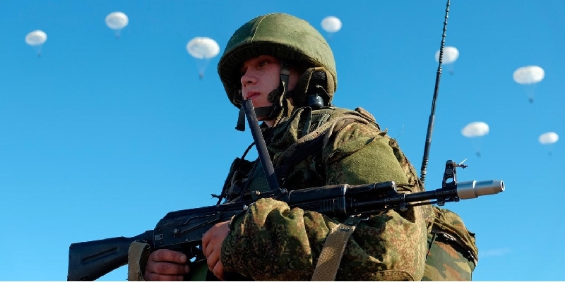 В Смоленской области начались военные учения