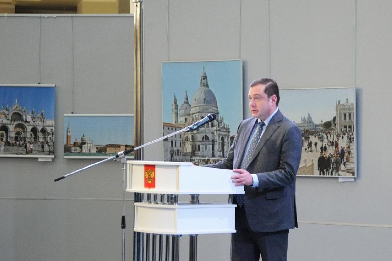 Губернатор Алексей Островский принял участие в пленарном заседании IV Региональных Рождественских образовательных чтений