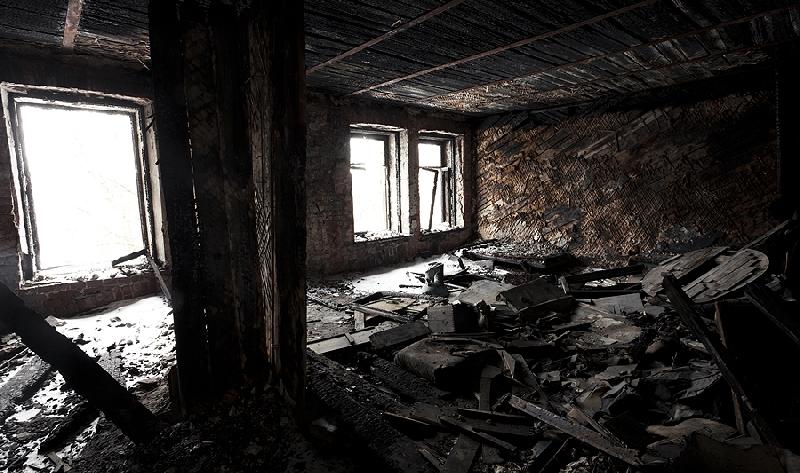 Смолянину, который сжег заброшенный дом, грозит пять лет колонии