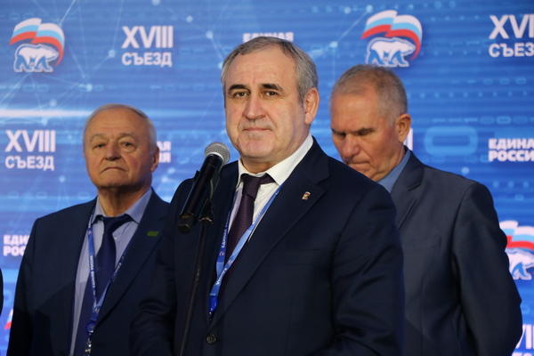 Сергей Неверов: «До конца года Смоленская область получит 298,6 млн. рублей»