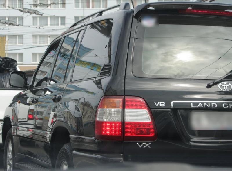 Смолянин, не сумевший выплатить кредит, лишился автомобиля Toyota Land Cruiser Prado