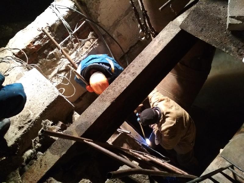 В Смоленске энергетики завершили работы на улице Соболева