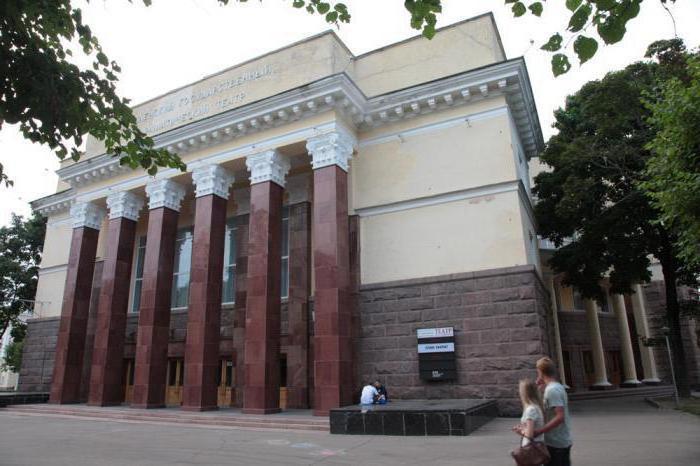 Смоленская драма встречает Год театра